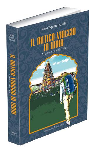 Libro Magico viaggio in india