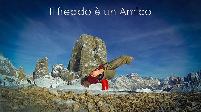 Come Farsi La Doccia.Come Risvegliare L Energia Doccia Fredda Yoga Articoli